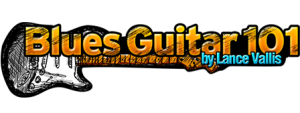 Blues Guitar 101 by Lance Vallis